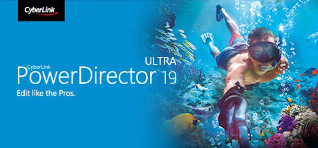 CyberLink PowerDirector 19 Ultra Free Download