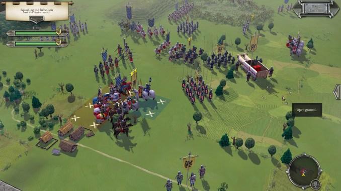 Field of Glory II: Medieval screenshot 1