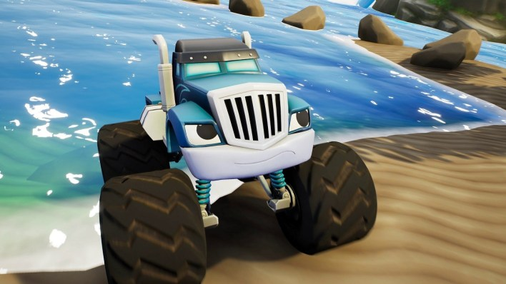 Blaze and the Monster Machines: Axle City Racers Free Download