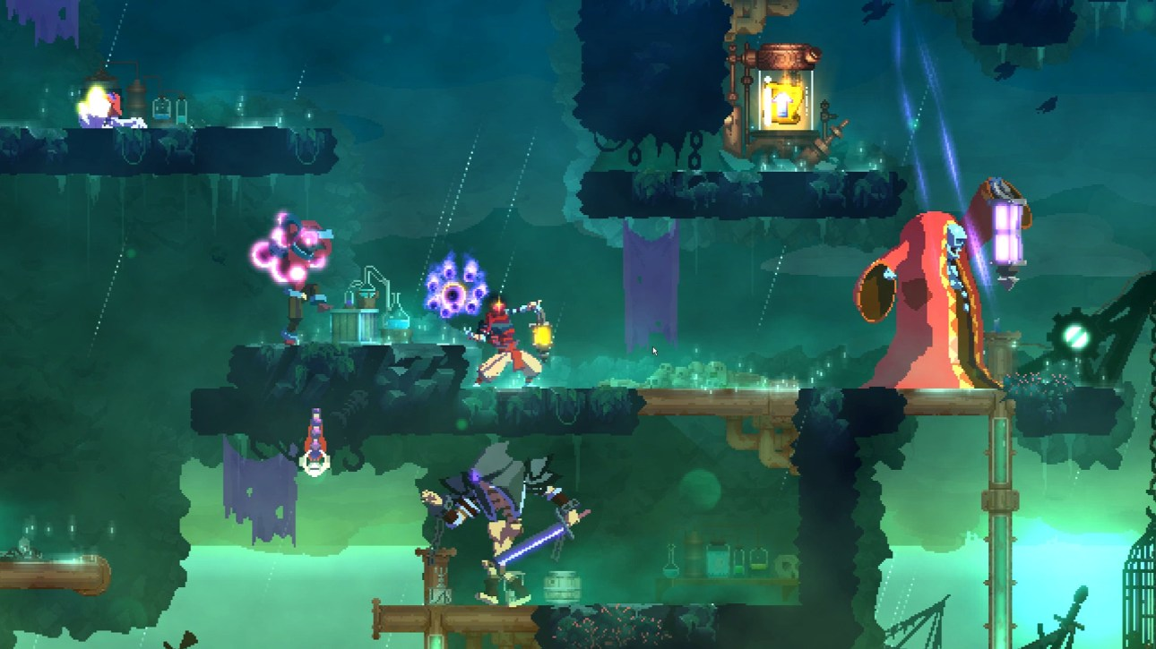 Dead Cells Fatal Falls Free Download