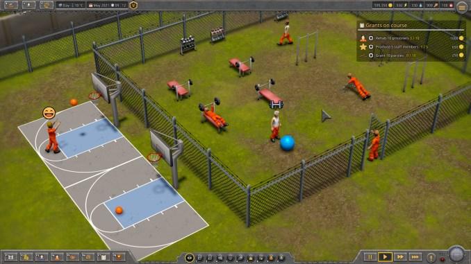 Prison Tycoon: Under New Management screenshot 2