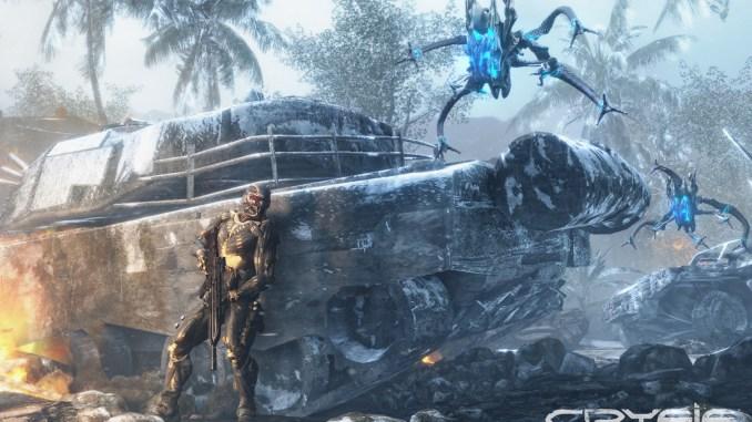 Crysis screenshot 3