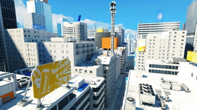 Mirror's Edge screenshot 1