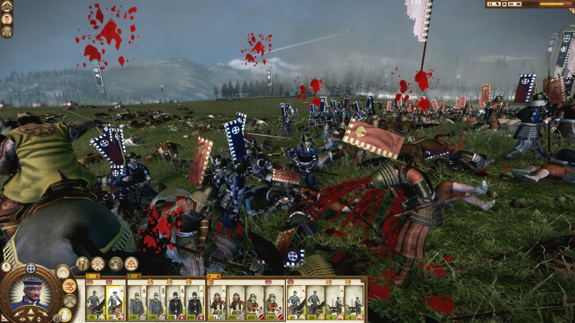 Shogun 2 Fall Of The Samurai Wallpaper Total War Shogun 2 Fall Of The Samurai Blood Pack On Steam