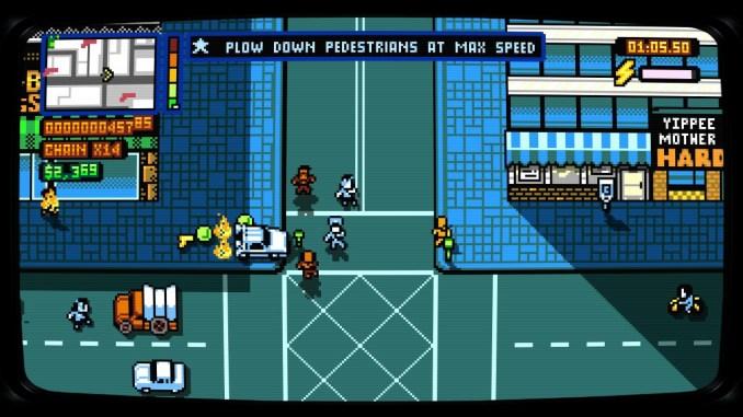 Retro City Rampage screenshot 2