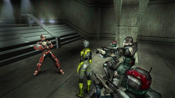 Red Faction screenshot 1