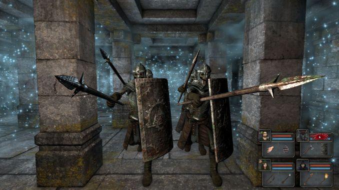 Legend Of Grimrock screenshot 2