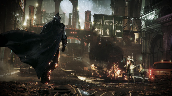 Batman Arkham Knight Crack PC Free Download