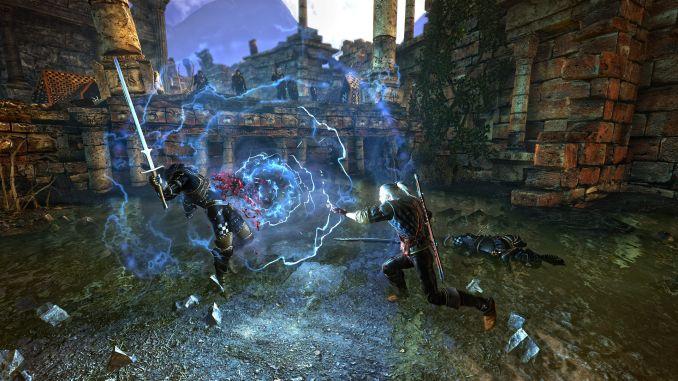 The Witcher 2: Assassins of Kings Enhanced Edition screenshot 2