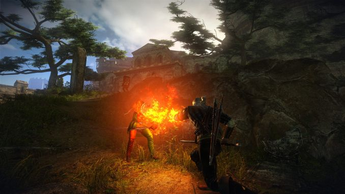 The Witcher 2: Assassins of Kings Enhanced Edition screenshot 1