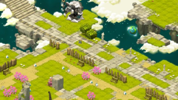 WAKFU - Wodent map