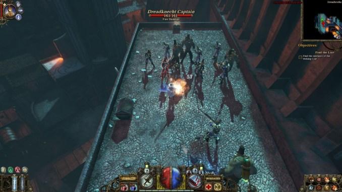 The Incredible Adventures of Van Helsing screenshot 3