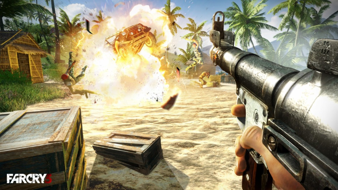 Far Cry 3  PREVIEW