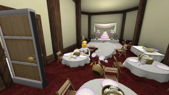 Octodad: Dadliest Catch - Wedding Ceremony