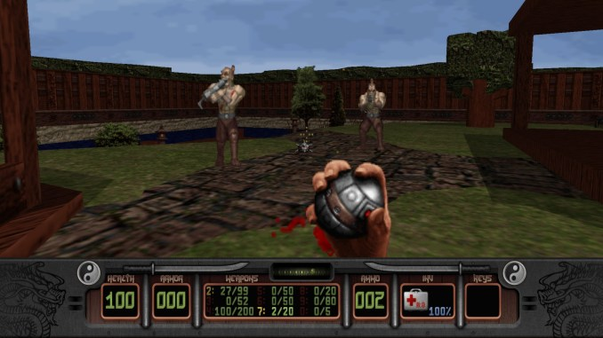 Shadow Warrior Classic Redux screenshot 2