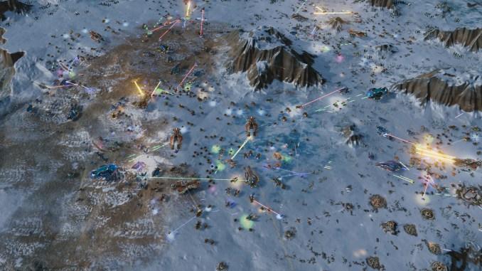 Ashes of the Singularity screenshot 3