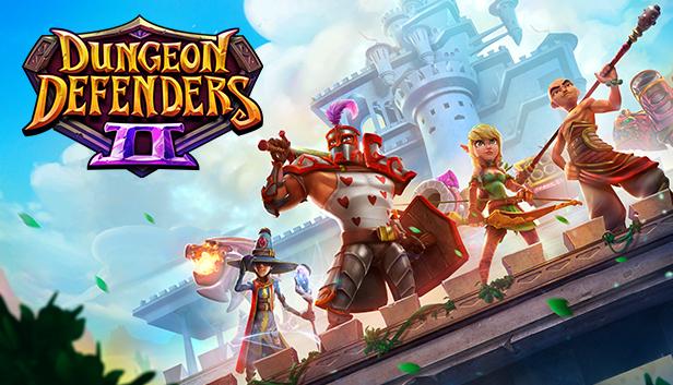Resultado de imagem para Dungeon Defenders II