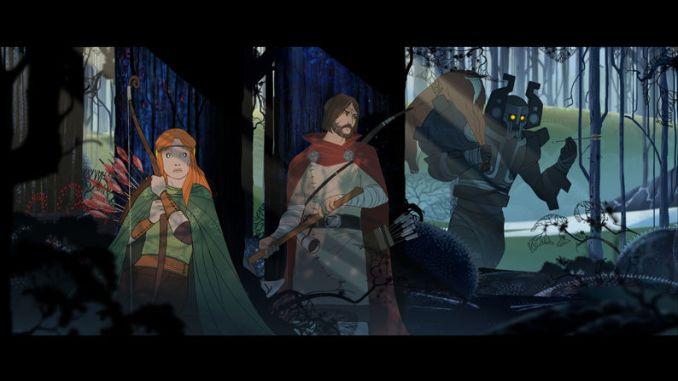 The Banner Saga screenshot 2