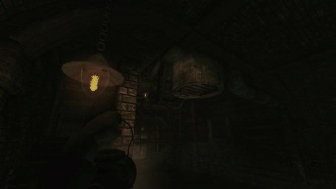 Amnesia: A Machine for Pigs screenshot 2