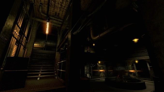 Amnesia: A Machine for Pigs screenshot 1