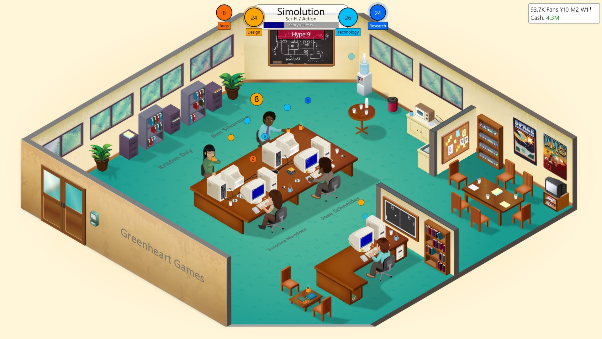 Image result for game dev tycoon