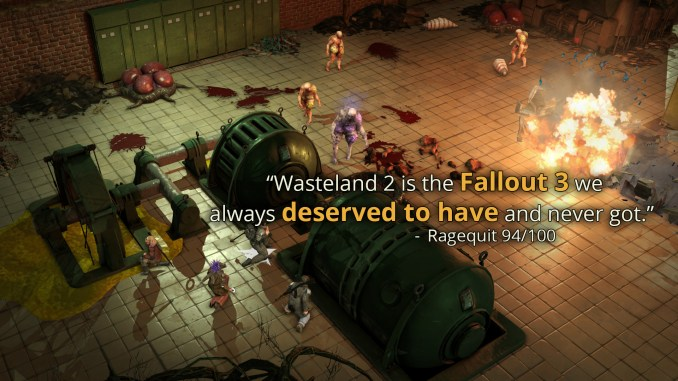 Wasteland 2 Director's Cut - Digital Classic Edition screenshot 3