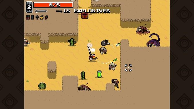 Nuclear Throne screenshot 2
