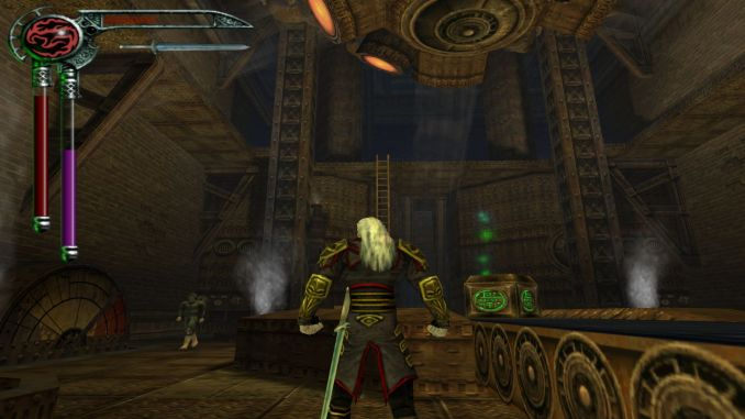 Legacy of Kain: Blood Omen 2 screenshot 2