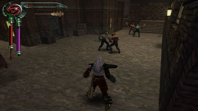 Legacy of Kain: Blood Omen 2 screenshot 3