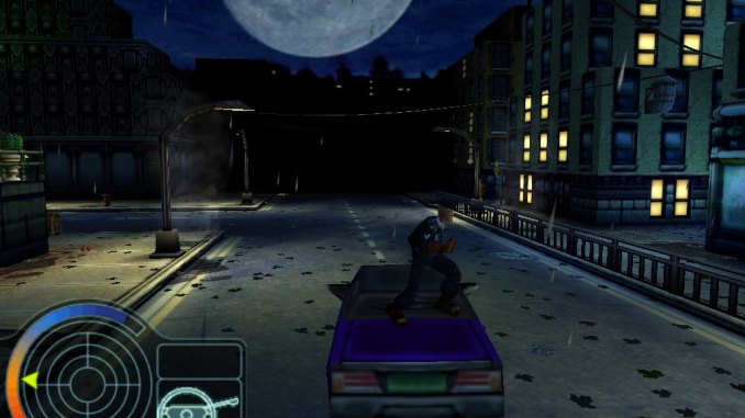 Urban Chaos screenshot 1