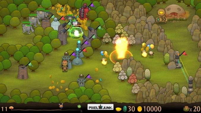 PixelJunk Monsters HD screenshot 3