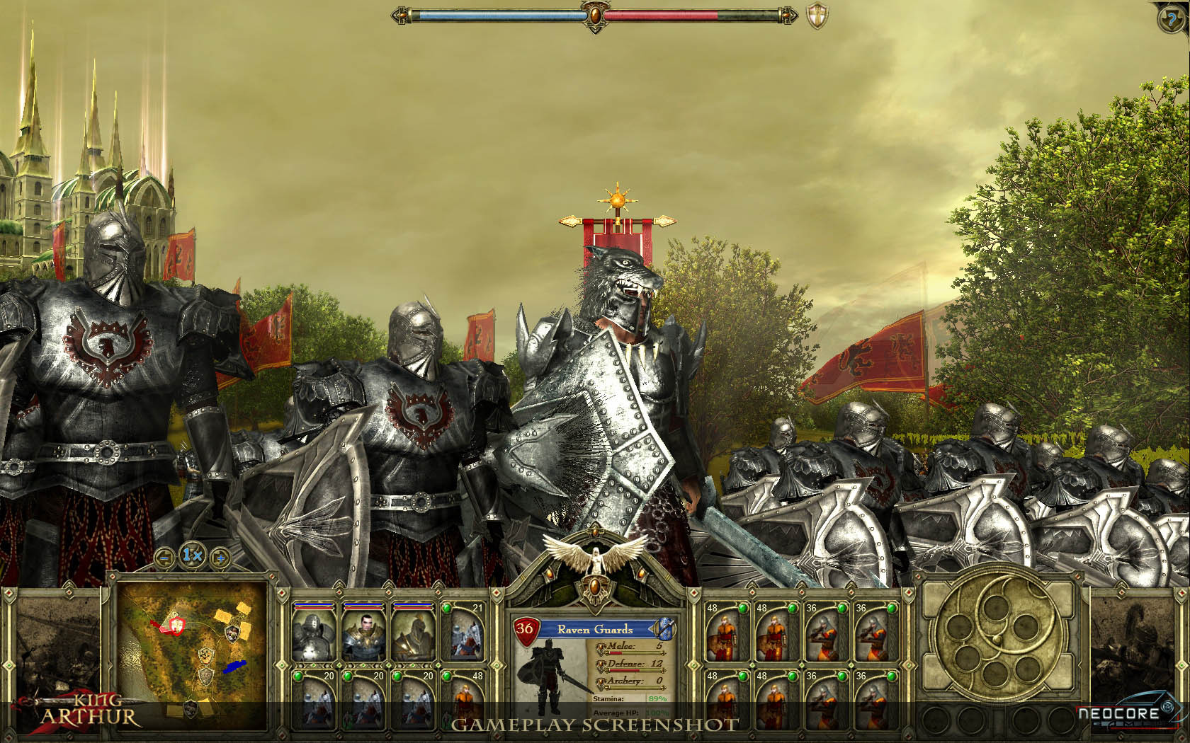 Knights Of Camelot Game