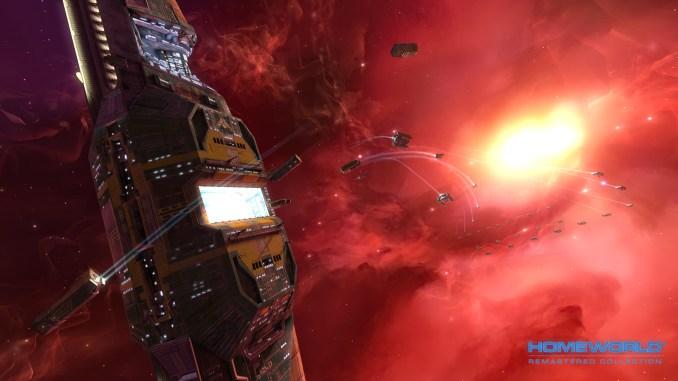 Homeworld Remastered Collection screenshot 3