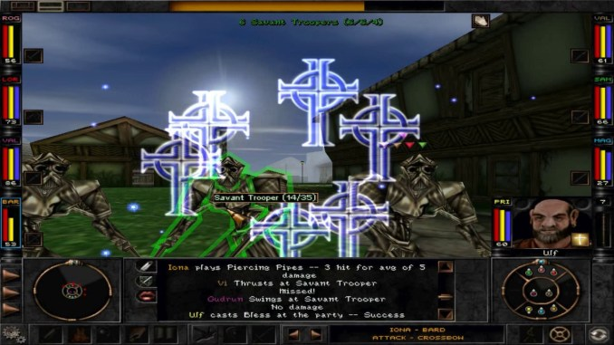 Wizardry 8 screenshot 3