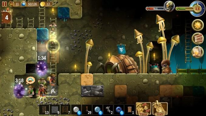 Craft The World screenshot 1