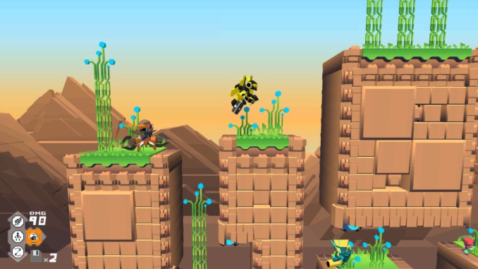 Megabyte Punch screenshot 2