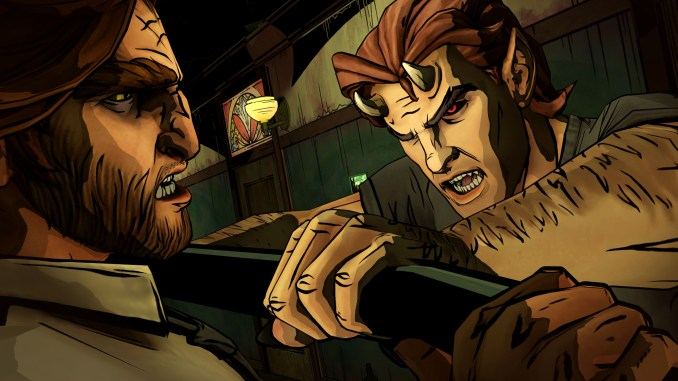 The Wolf Among Us (Complete) screenshot 1