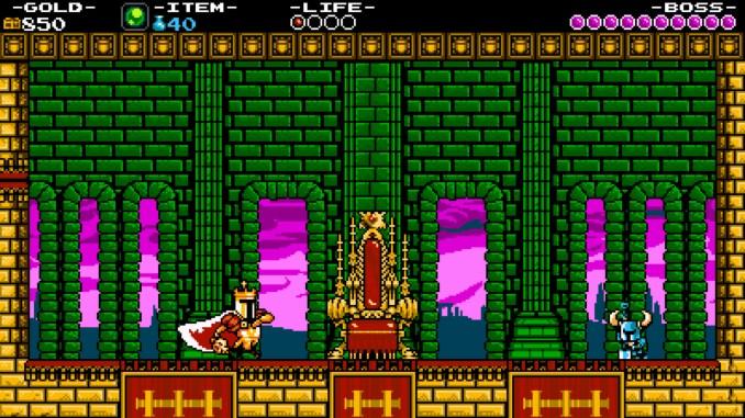 Shovel Knight screenshot 1