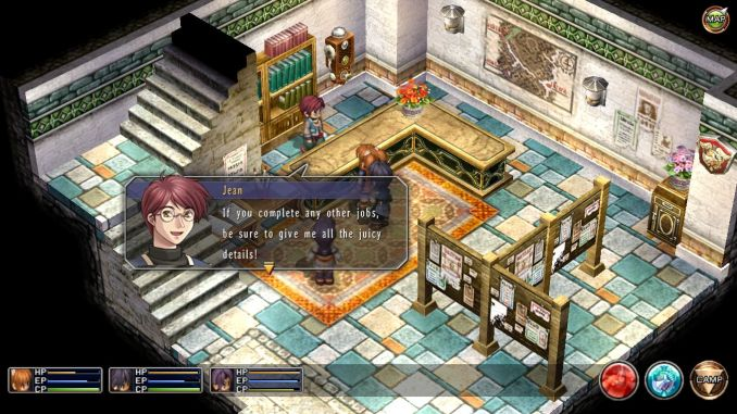 The Legend Of Heroes: Trails In The Sky screenshot 1