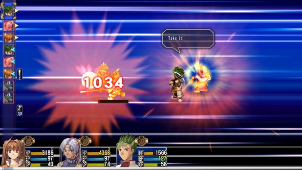 The Legend of Heroes: Trails in the Sky SC image 2