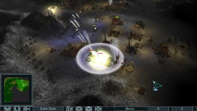 Earth 2150 Trilogy screenshot 2