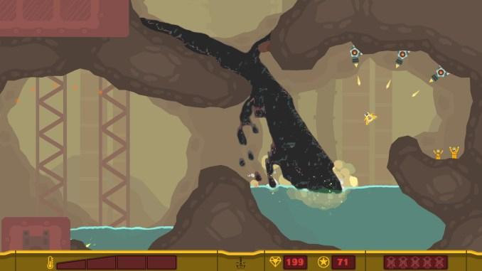 PixelJunk Shooter screenshot 3