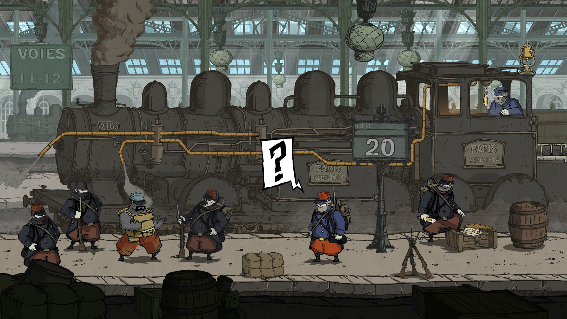 Valiant Hearts Great War the Game