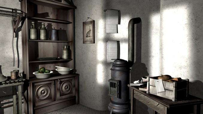 Dark Fall 2: Lights Out screenshot 1