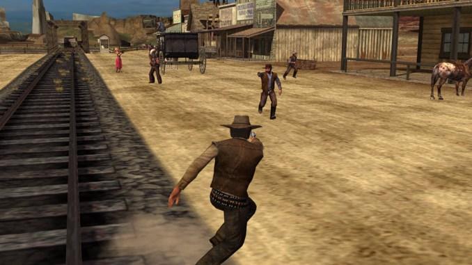 GUN screenshot 1