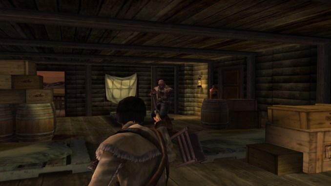 GUN screenshot 2