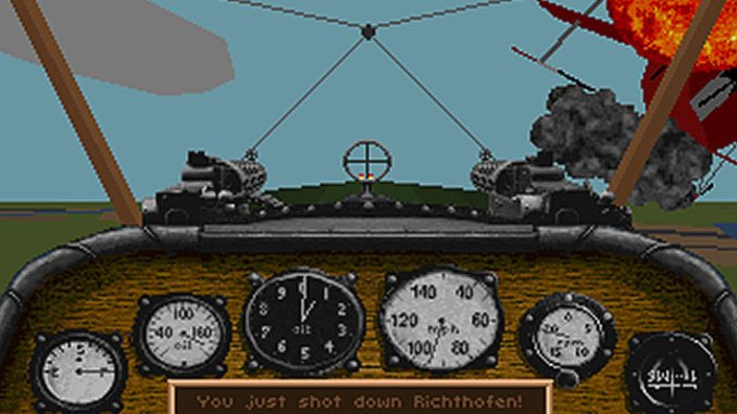 Red Baron Pack screenshot 3