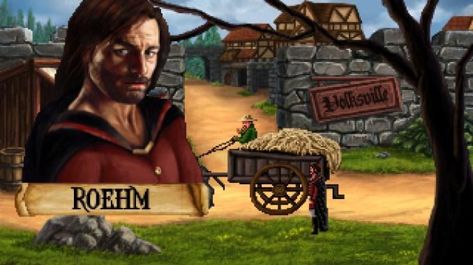 Quest for Infamy screenshot 1