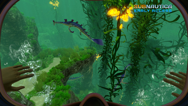 Subnautica game pc free
