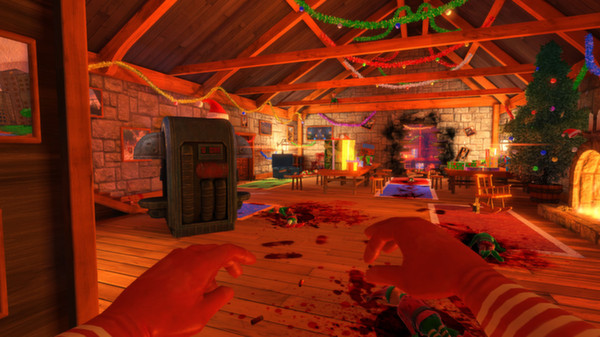 Viscera Cleanup Detail: Santa's Rampage Free Download